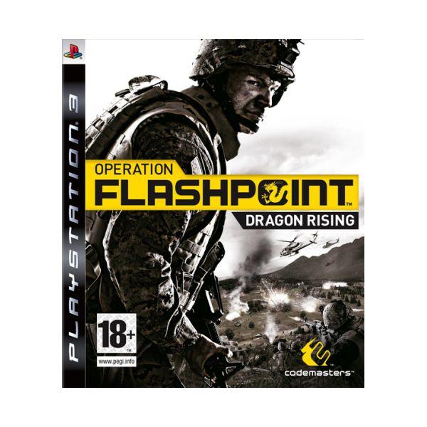 Operation Flashpoint: Dragon Rising-PS3 - BAZÁR (použitý tovar)