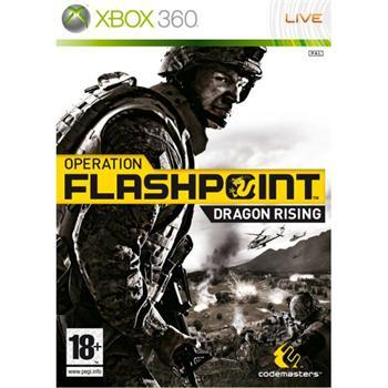 Operation Flashpoint: Dragon Rising [XBOX 360] - BAZÁR (použitý tovar)
