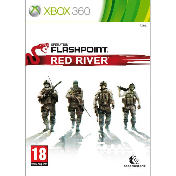 Operation Flashpoint: Red River [XBOX 360] - BAZÁR (použitý tovar)