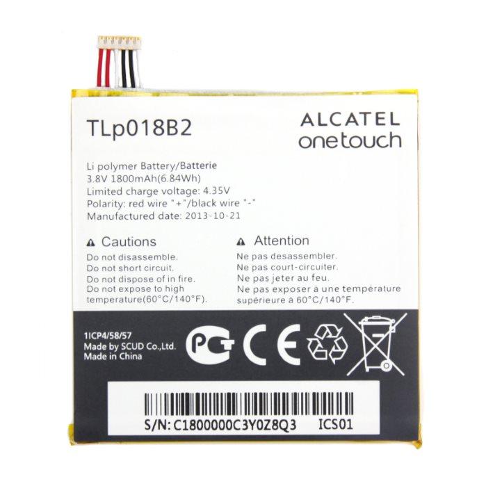 Originálna batéria pre Alcatel One Touch Idol 6030 a 6030D - (1500 mAh)