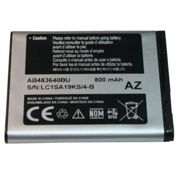 Originálna batéria pre Samsung C3050 Stratus a Samsung F110, (800mAh)