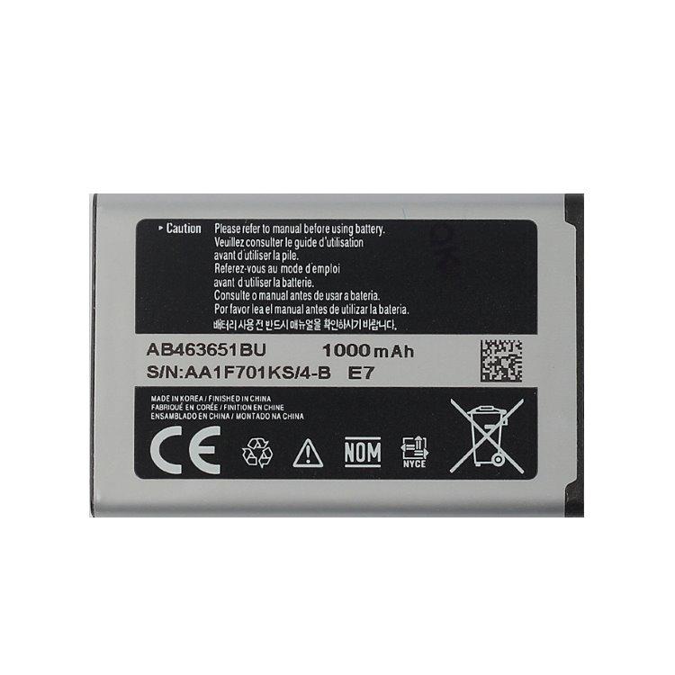 Originálna batéria pre Samsung S5610, (1000mAh)