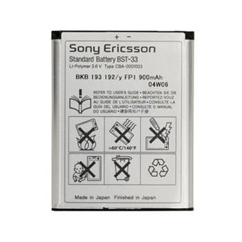 Originálna batéria pre Sony Ericsson W100 a W205, (1000 mAh)