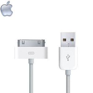 Originálny dátový kábel pre Apple iPhone 4/4S, Apple iPad 2/3, Apple iPod - MA591G/A
