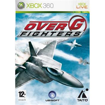 Over G Fighters [XBOX 360] - BAZ�R (pou�it� tovar)