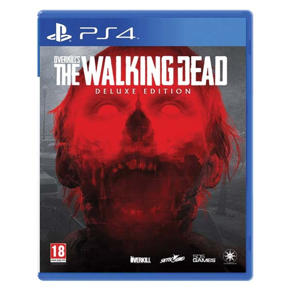 OVERKILL's The Walking Dead (Deluxe Edition) PS4
