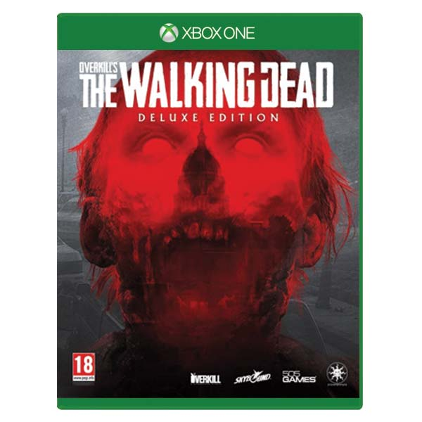 OVERKILL's The Walking Dead (Deluxe Edition) XBOX ONE