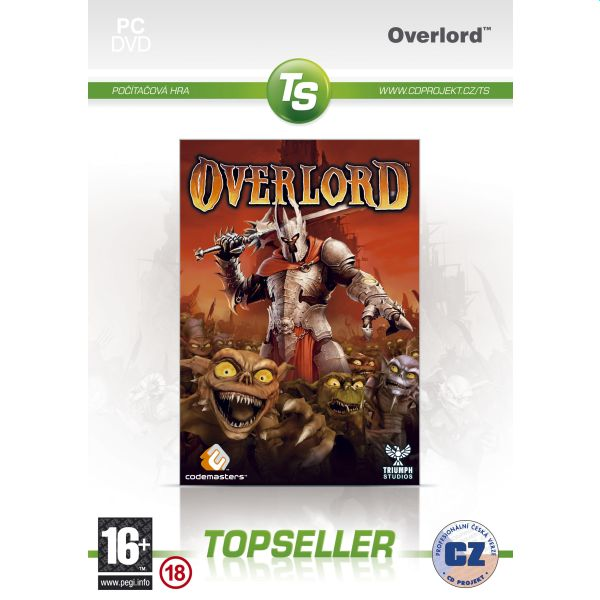 Overlord CZ