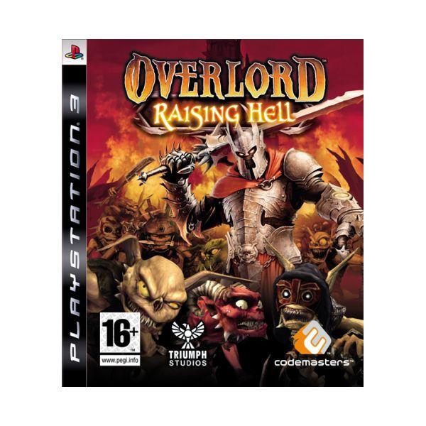 Overlord: Raising Hell [PS3] - BAZÁR (použitý tovar)