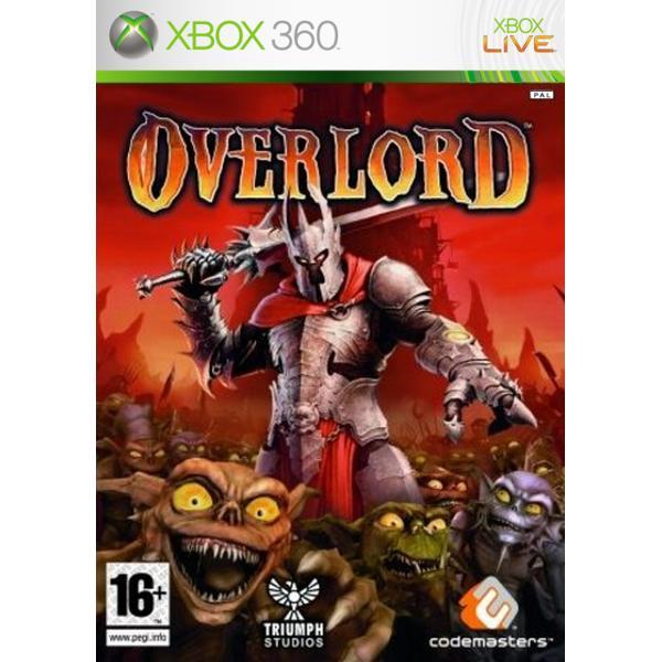 Overlord [XBOX 360] - BAZÁR (použitý tovar)