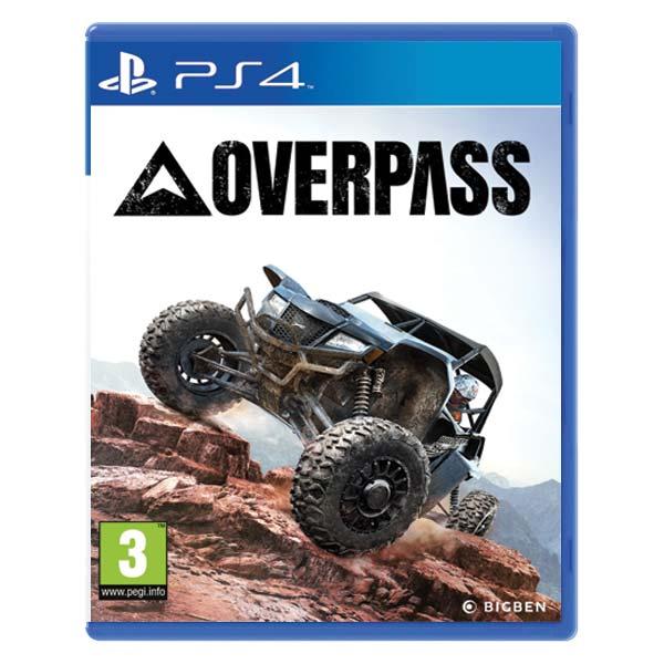 Overpass [PS4] - BAZÁR (použitý tovar)