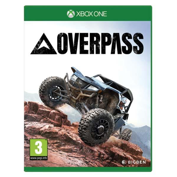 Overpass [XBOX ONE] - BAZÁR (použitý tovar)