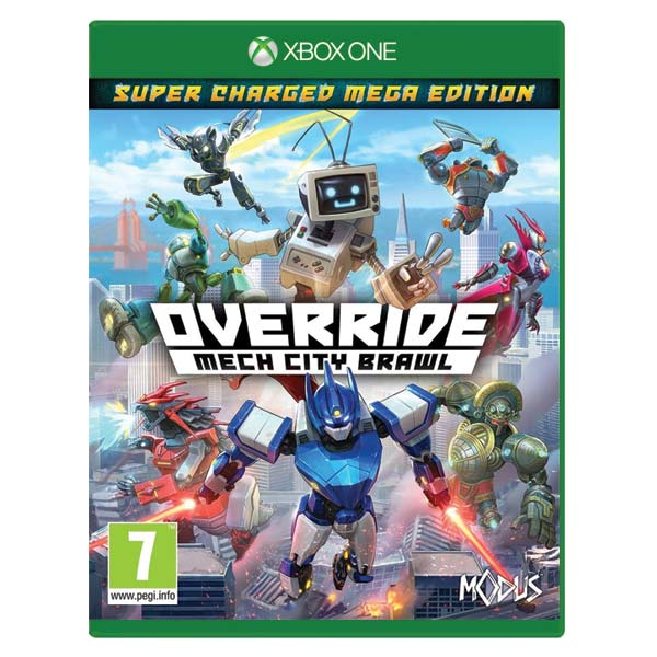 Override: Mech City Brawl (Super Charged Mega Edition) XBOX ONE