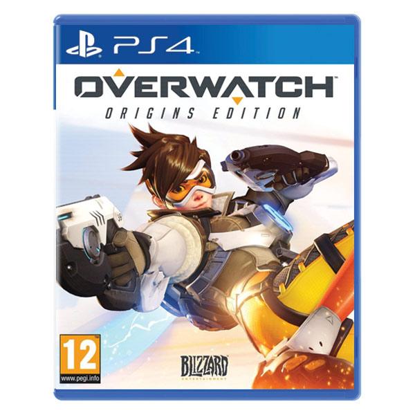 Overwatch (Origins Edition) [PS4] - BAZÁR (použitý tovar)