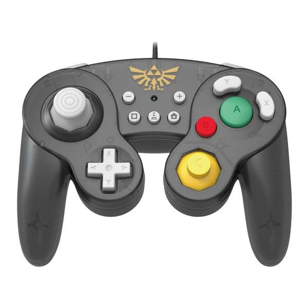 HORI Battle Pad pre konzoly Nintendo Switch (Legend of Zelda Edition)