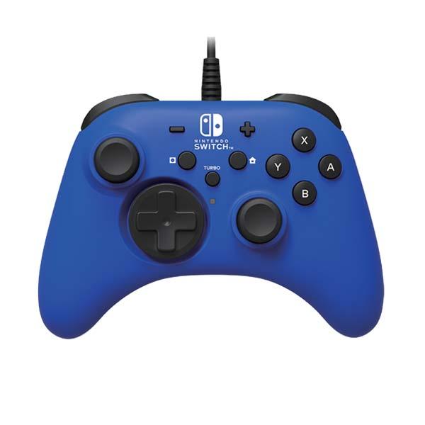 HORI Horipad pre konzoly Nintendo Switch, modrý