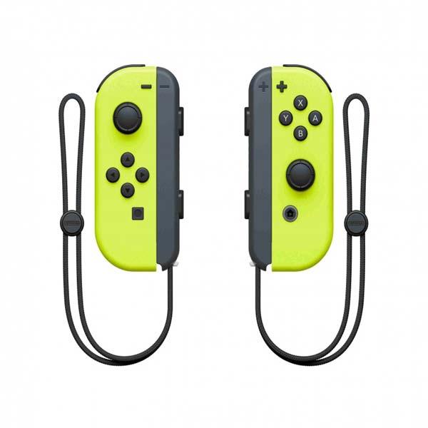 Ovládaèe Nintendo Joy-Con Pair, neónová žltý