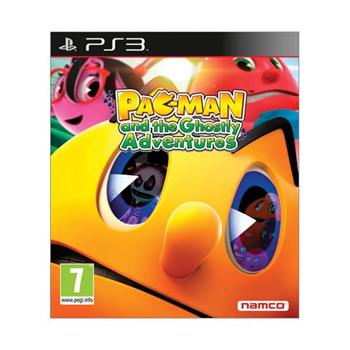 Pac-Man and the Ghostly Adventures [PS3] - BAZÁR (použitý tovar)