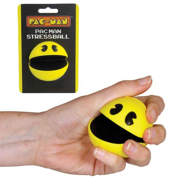 Pac-Man Stress Ball (Pac-man)