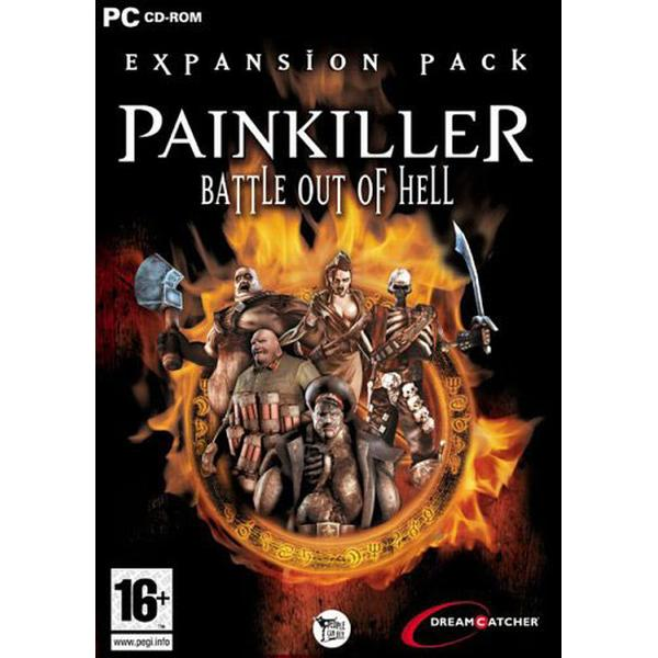 Painkiller: Battle Out of Hell CZ