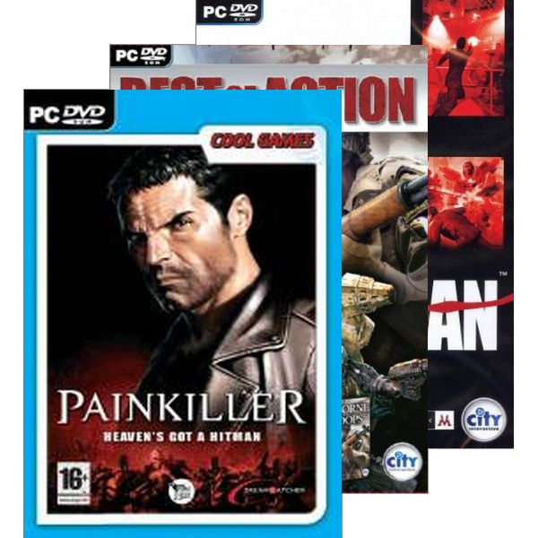 Painkiller + Best of Action + Made Man