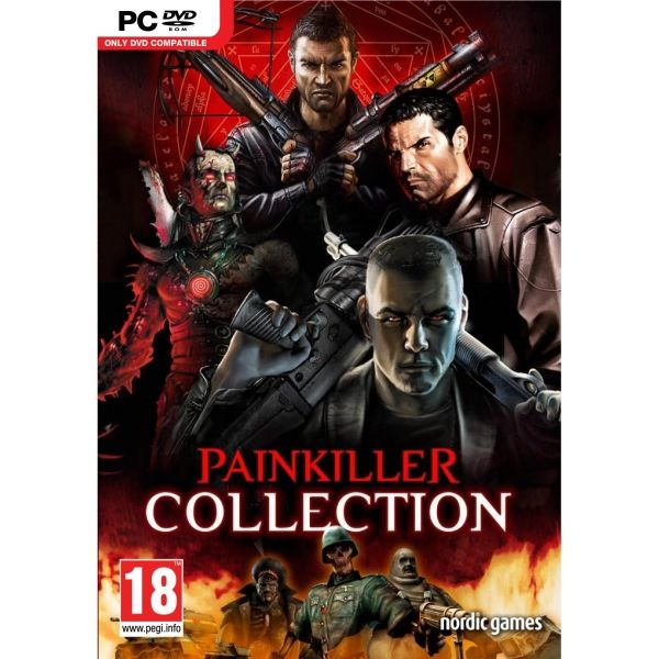 Painkiller Collection CZ
