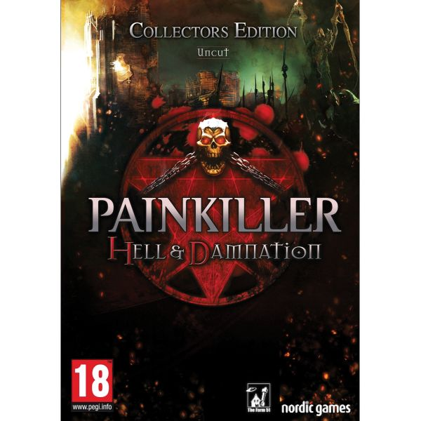 Painkiller: Hell & Damnation (Collector's Edition)