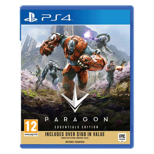 Paragon (Essentials Edition)