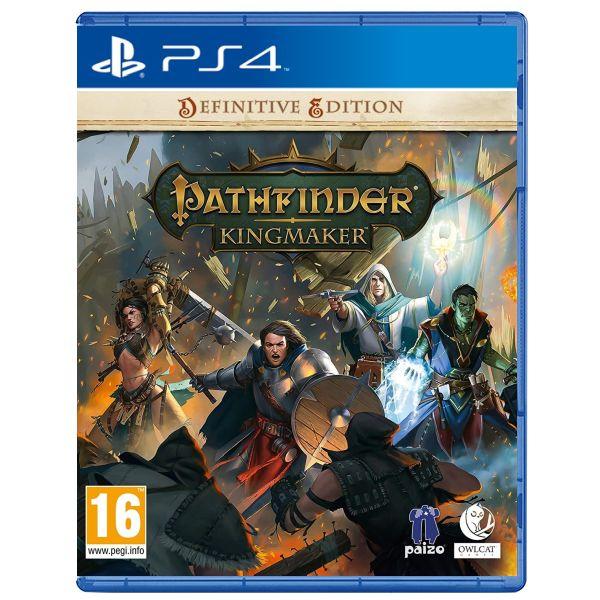 Pathfinder: Kingmaker (Definitive Edition) PS4