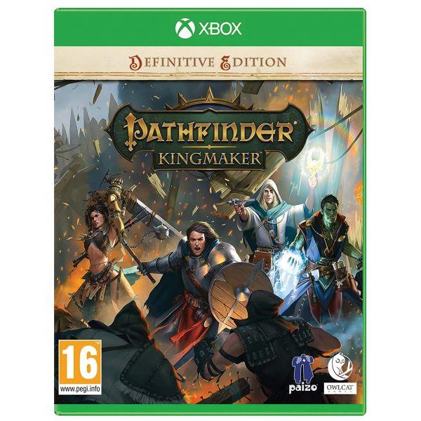 Pathfinder: Kingmaker (Definitive Edition) XBOX ONE