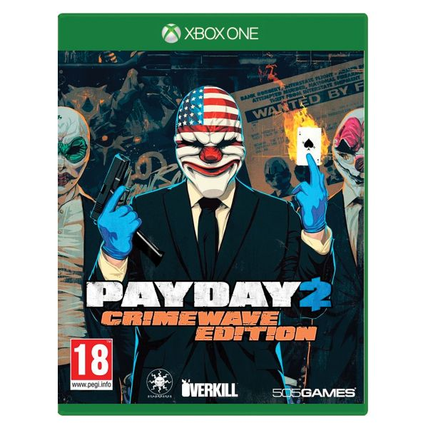 PayDay 2 (Crimewave Edition)