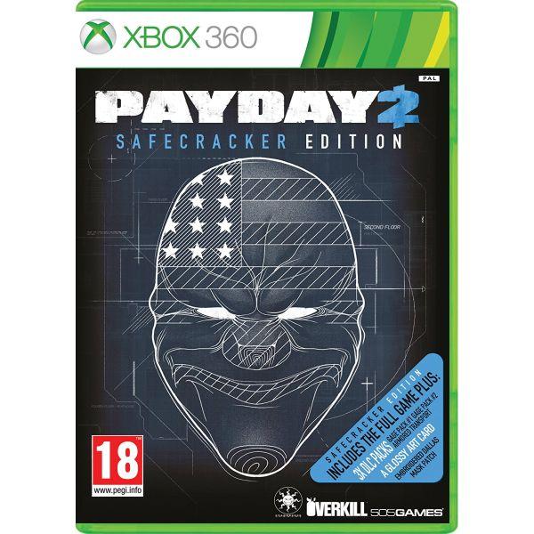 PayDay 2 (Safecracker Edition) XBOX 360