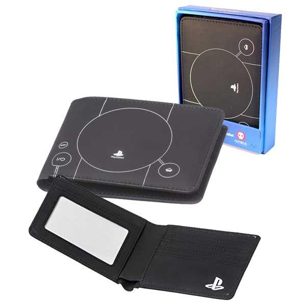 Peňaženka PlayStation - Console, black