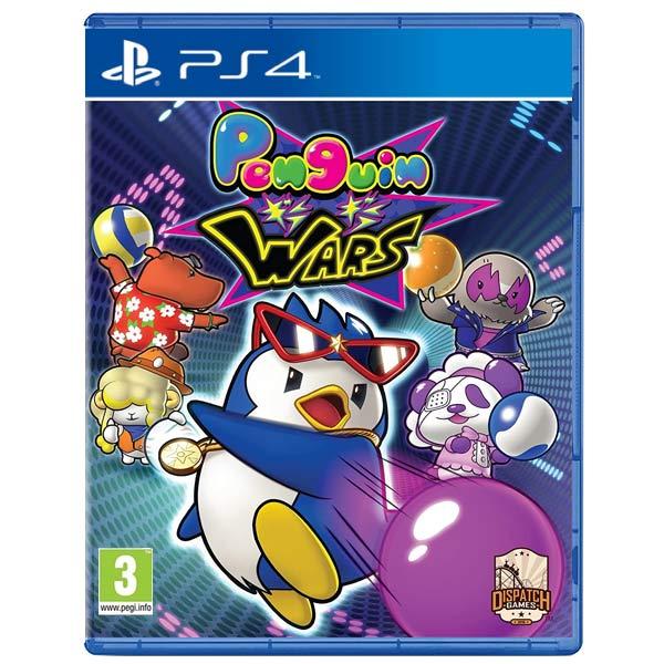Penguin Wars PS4