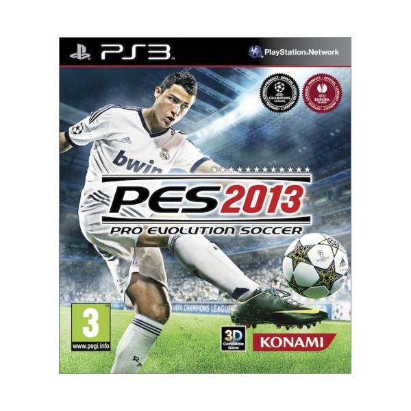 PES 2013: Pro Evolution Soccer [PS3] - BAZÁR (použitý tovar)