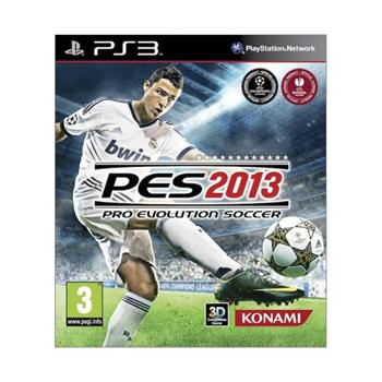PES 2013: Pro Evolution Soccer [PS3] - BAZ�R (pou�it� tovar)