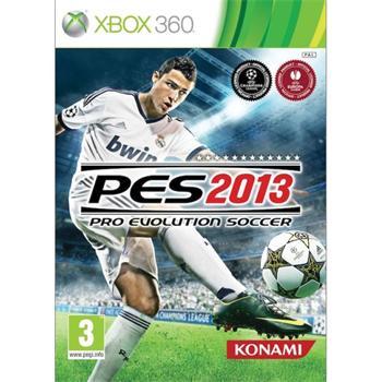 PES 2013: Pro Evolution Soccer- XBOX 360- BAZÁR (použitý tovar)