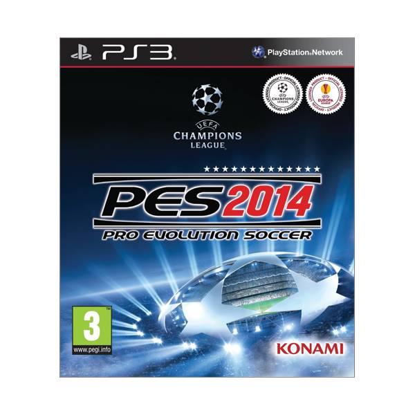 PES 2014: Pro Evolution Soccer [PS3] - BAZÁR (použitý tovar)