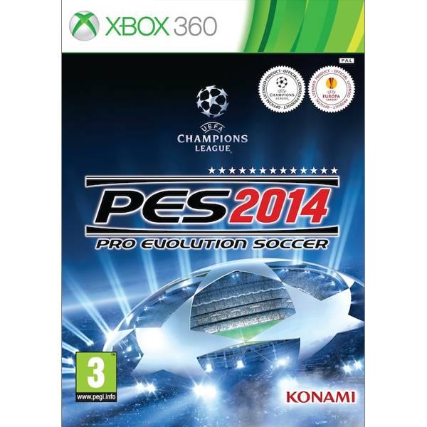 PES 2014: Pro Evolution Soccer [XBOX 360] - BAZÁR (použitý tovar)