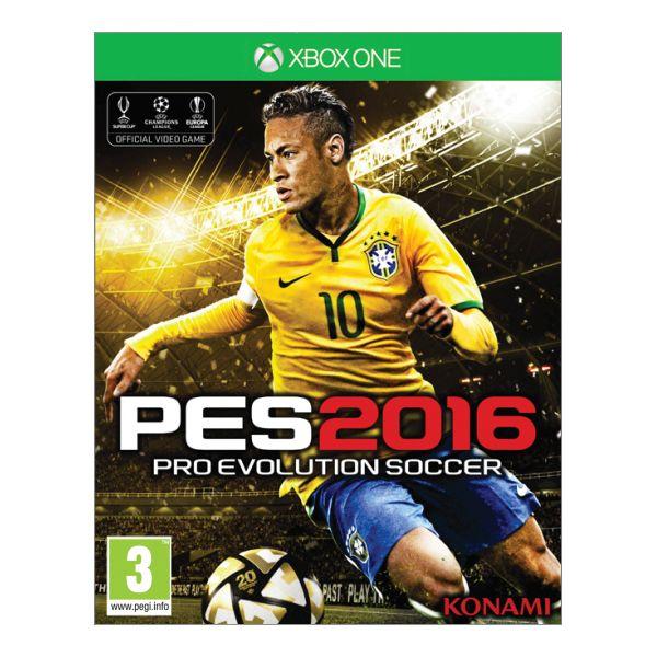 PES 2016: Pro Evolution Soccer [XBOX ONE] - BAZÁR (použitý tovar)