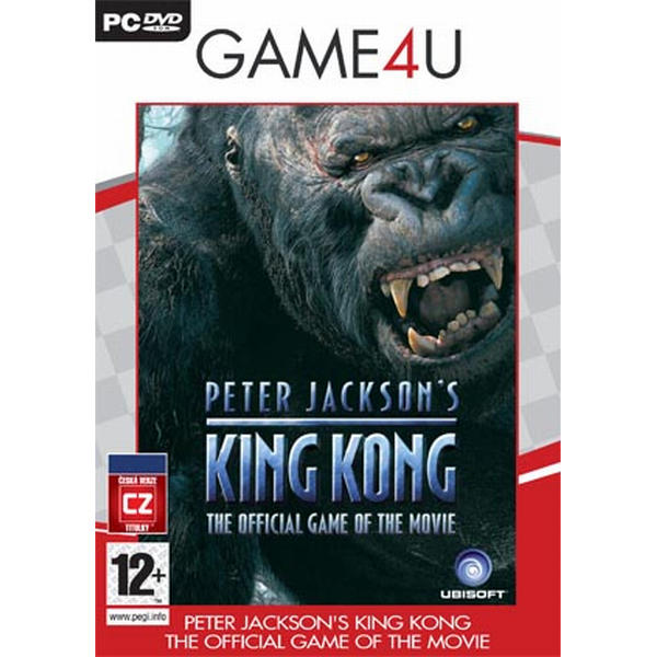 Peter Jackson�s King Kong CZ (Game4U)