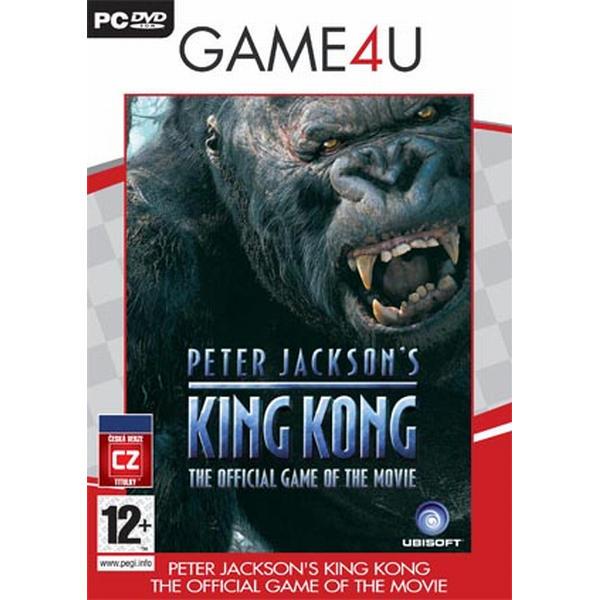 Peter Jackson's King Kong CZ (Game4U)