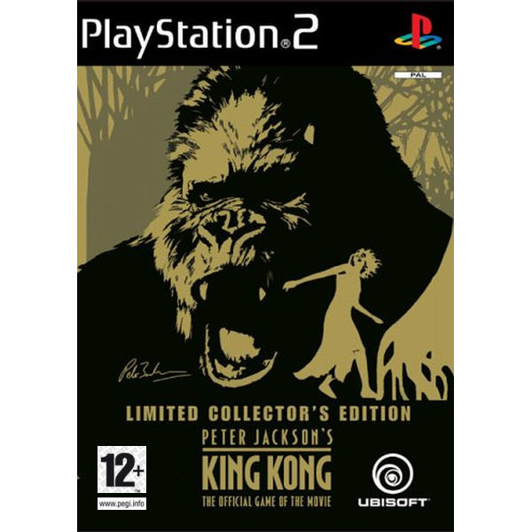 Peter Jackson's King Kong (Limited Collector's Edition)