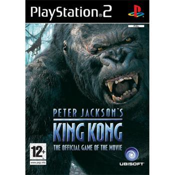 Peter Jackson's King Kong [PS2] - BAZÁR (použitý tovar)