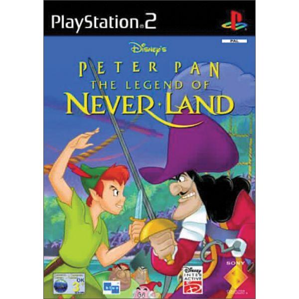 Peter Pan: The Legend of Never Land [PS2] - BAZÁR (použitý tovar)