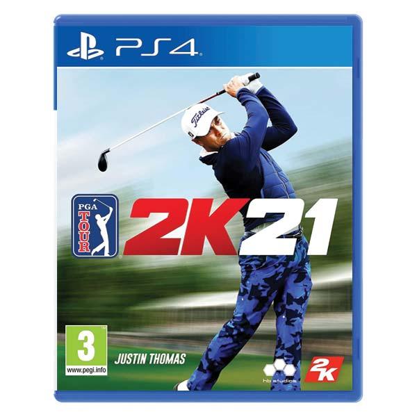 PGA Tour 2K21 [PS4] - BAZÁR (použitý tovar)