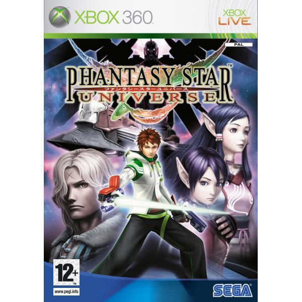 Phantasy Star Universe XBOX 360