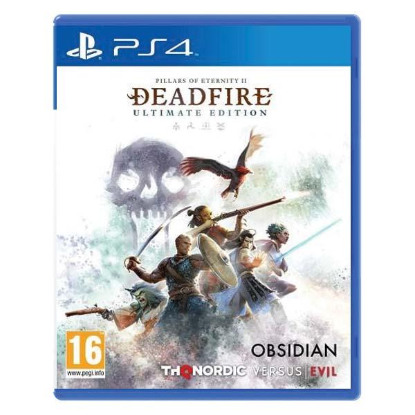 Pillars of Eternity 2: Deadfire (Ultimate Edition) PS4