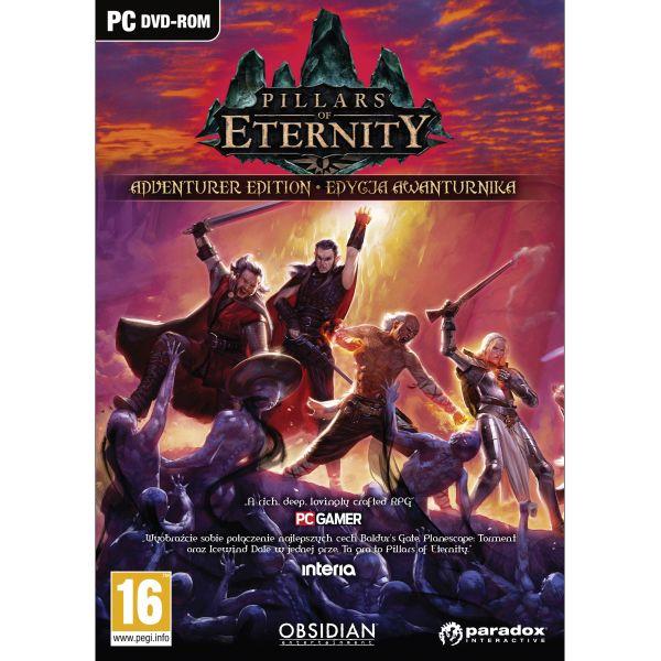 Pillars of Eternity (Adventurer Edition) PC