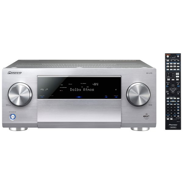Pioneer SC-LX79, Silver